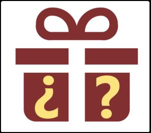 Resultado de imagen de regalo interrogación