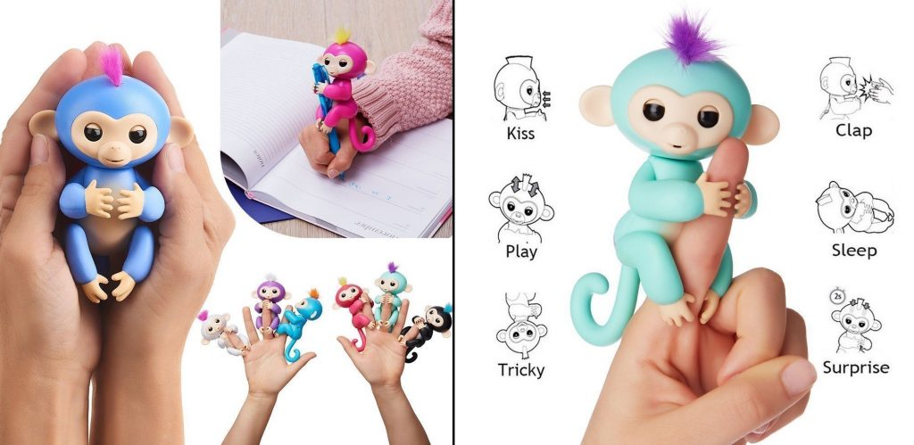 monitos fingerlings