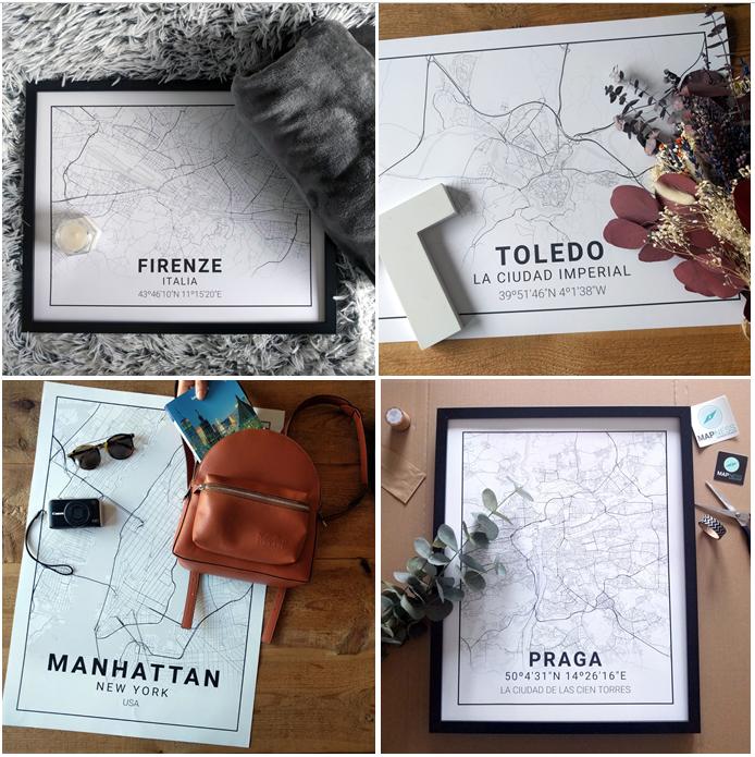 ejemplos mapas personalizados