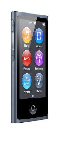 Se muestra una imagen de iPod Nano 7G