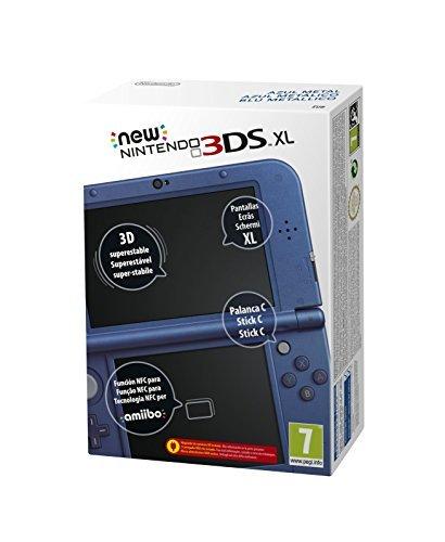 Se muestra una imagen de Consola Nintendo 3DS