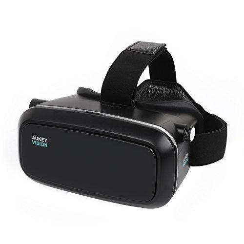 Se muestra una imagen de Gafas de realidad virtual