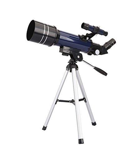 Se muestra una imagen de Telescopio para principiantes