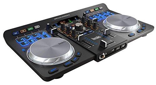 Se muestra una imagen de Consola para DJ