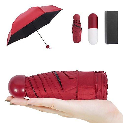Se muestra una imagen de Paraguas para viajar