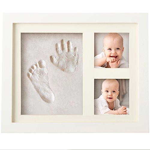 Se muestra una imagen de Huella del bebé