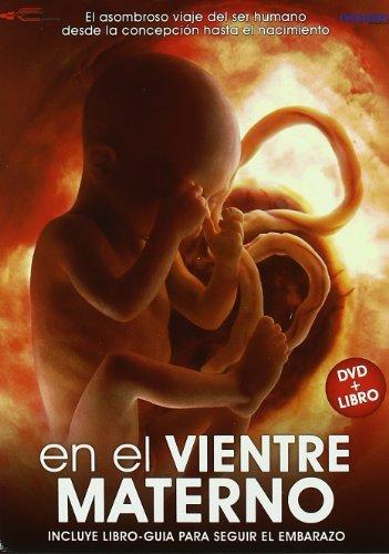 Se muestra una imagen de DVD embarazo
