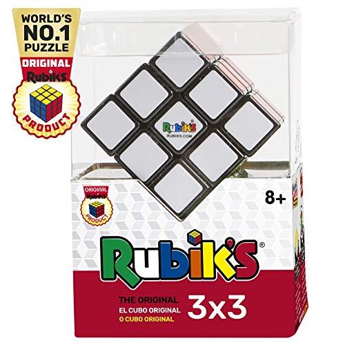 Se muestra una imagen de Cubo de Rubik: Un rompecabezas clásico