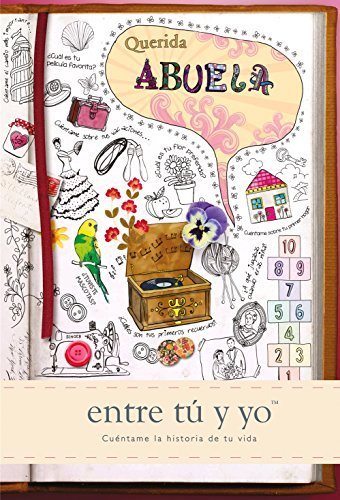Se muestra una imagen de Libro Querida Abuela