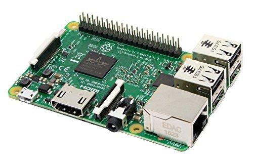 Se muestra una imagen de Raspberry Pi 3, un mini ordenador multipropósito