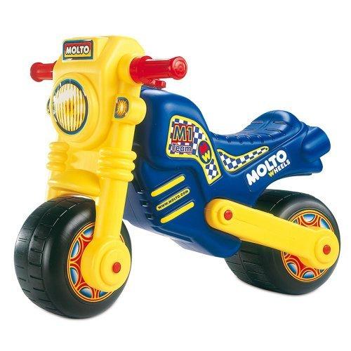 Se muestra una imagen de Moto de juguete