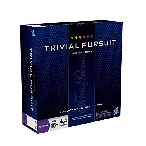 Se muestra una imagen de Trivial Pursuit