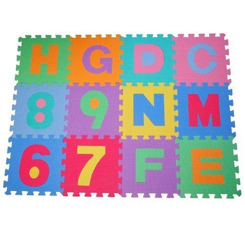 Se muestra una imagen de Alfombra puzzle