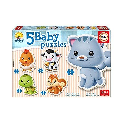 Se muestra una imagen de Puzzle infantil