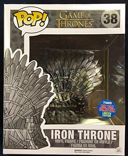 Se muestra una imagen de Miniatura del trono de hierro (juego de tronos)