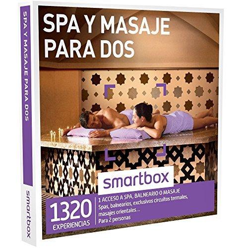 Se muestra una imagen de Spa y masajes para dos