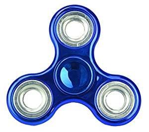 Se muestra una imagen de Fidget Spinner: El juguete anti-estrés de moda