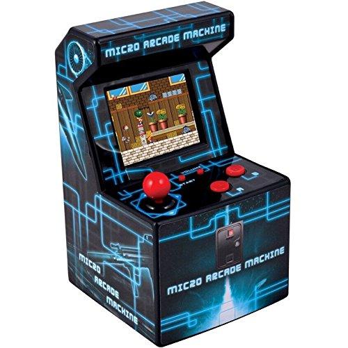 Se muestra una imagen de Máquina recreativa arcade en miniatura