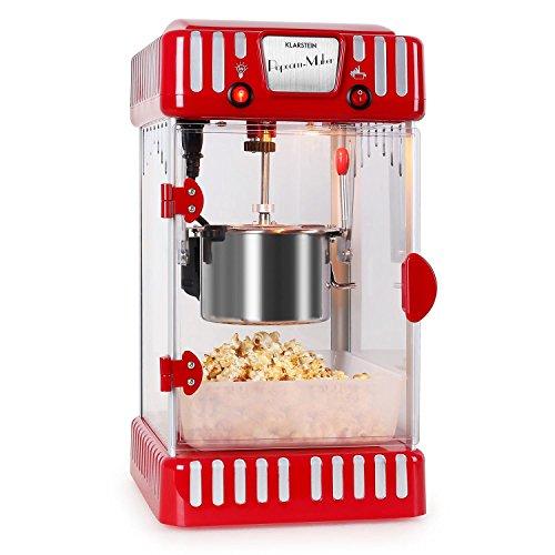 Se muestra una imagen de PopCorn-Maker: Máquina de palominas estilo vintage