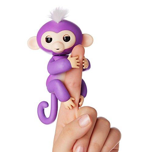 Se muestra una imagen de Monito Fingerlings