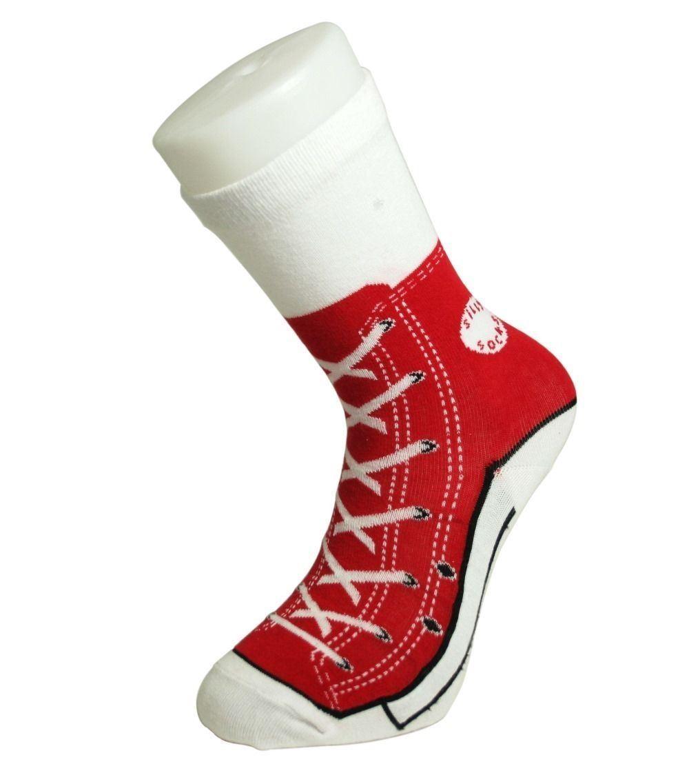 calcetines estilo zapatillas