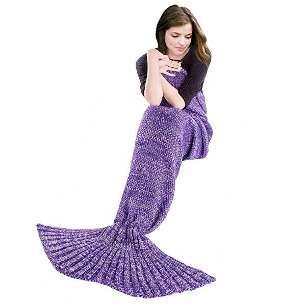 manta original cola de sirena