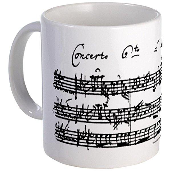 taza de musica