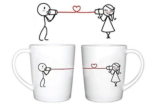 taza para pareja